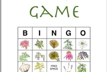 Herbal Games  / by Herbal Roots zine