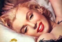 Marilyn Monroe / by Rita Anoffo