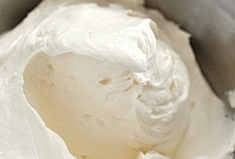 Cream / by Rita Anoffo