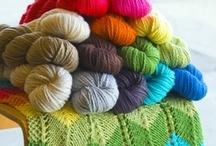 Knitting / by Rita Anoffo