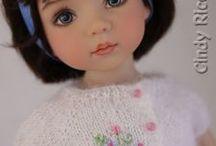 Crafting for dolls - tutorials / Tutorials / by Claudia (Inchy) Hillesheim