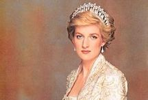 Princess Diana / by Victorian Rose