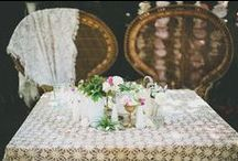Sweetheart Tables / by Paisley Events