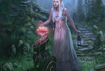 Writing: fantasy characters / by Charlotte Matsson