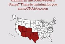 Caregiver Training / Get the caregiver training you need to better care for your loved ones or patients.  / by myCNAjobs