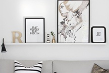 Home & interior / by Ingrid-Alice Iversen