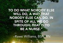 Nursing / by myCNAjobs