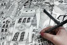 Art teaching ideas / by Mia Clark