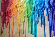 Rainbow :-)(Lauryn's board) / by Jessica Baltimore
