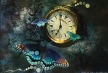 It's About Time /  Thank You for following me :-) / by Joke