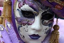 Masks / by Araya Mills