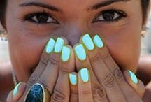 Hair & Nails..just Beauty that I love♥ / by Alyssa Wollman