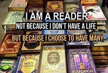 Books Etc. / Books I want to read, have read, or stuff in or about books / by Kim Barela