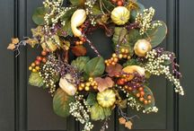 Fall Decor / Decor for Fall...Halloween...Thanksgiving / by Kendra Day Crockett