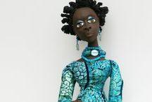 Art Dolls / by Cindy Doty