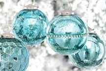 HOLIDAYS / Ornaments / by Cindy Doty
