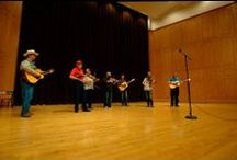 Louisiana State Fiddle Championship / The Annual Louisiana State Fiddle Championship is held the 3rd weekend in July in conjunction with the Natchitoches-NSU Folk Festival in Magale Recital Hall on the campus of Northwestern State University in Natchitoches, LA.  / by Louisiana Folklife Center (NSULA)