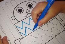 Preschool Time / by Lindsay Vinson