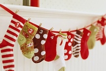 Advent calendars / by Tracie Watts