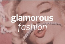 Glamour  / Show us your glamorous side. 