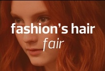 #MBFW: Fashion's Hair Fair / by Mercedes-Benz Fashion Week