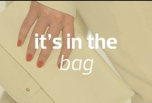 It's In The Bag #MBFWB A/W 2013 / by Mercedes-Benz Fashion Week