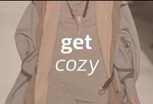Get Cozy #MBFW Fall 2013 / by Mercedes-Benz Fashion Week