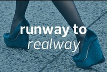 Runway to Realway #MBFW Fall 2013 / Street style at Fall 2013 #MBFW / by Mercedes-Benz Fashion Week