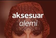 Aksesuar Alemi / Accessories #MBFWI / by Mercedes-Benz Fashion Week