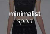 Minimalist Sport / Our trend insiders from WGSN are bringing us the top trends for Spring 2014 at Mercedes-Benz Fashion Week, starting with Minimalist Sport / by Mercedes-Benz Fashion Week