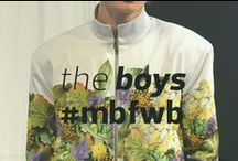 The Boys #MBFWB / Standout Male Looks of MBFWB / by Mercedes-Benz Fashion Week