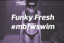 TRENDING: Funky Fresh / The most unique looks straight off the #MBFWSwim runway / by Mercedes-Benz Fashion Week