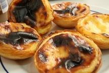 Portuguese/Brasilian Desserts / by Isabel Lino