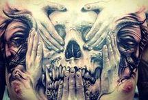 Tattoos / by Mine Cuervo