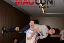 Magcon / by Kaylee Morris