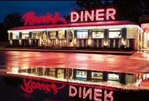 Diners, Drive Ins, Counters / by Raeder Lomax