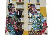 ART-GRAFFITTIS / by Ablanc Coll