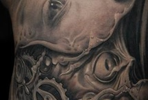 The Subsequent Exposure to Good Tattoos / Show you what is possible on skin / by Dr.Ink Tattoos