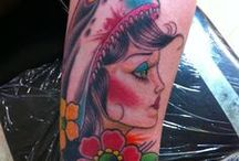 Clean Traditional Tattoos / by Dr.Ink Tattoos
