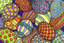 ZENTANGLES / by Ablanc Coll