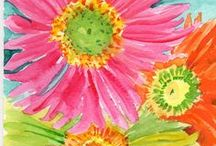 FLORS: PINTADES, IMPRESSES... / by Ablanc Coll