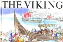 Books on Vikings / Surely you remember books!  The tablet that never needs recharging?  Here are some additional resources you can use to visit the world of the Viking Age, whether you seek the historical facts as we know them, the romantic image we all enjoy, or the thrilling stories they told about their own world. / by Styy Gens