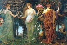 Pre-Raphaelite Beauty / by Karen Anstice