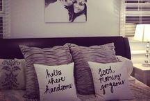 Home Decor &&Ideas / by Ashley