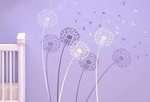 Nursery ideas / by Christine Alexander