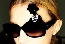 I wear my sunglasses at night.. / by Marielle Larkin
