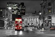 London Hopping / by Marielle Larkin