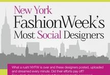 New York Fashion Week / All Seasons from Mercedes-Benz Fashion Week / by Marielle Larkin
