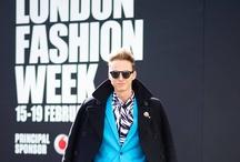 London Fashion Week / All season of London Fashion Week / by Marielle Larkin