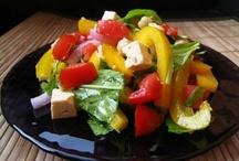Vegan Salads/Dressings, Pasta and Potato Salads, Slaws, etc / by L G